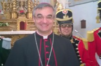 Monsignor Valerio Lazzeri a Dongio